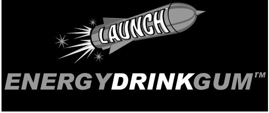 Energy Drink Gum